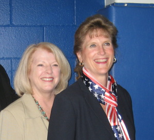 Congresswoman Marilyn Musgrave and Perry Buck